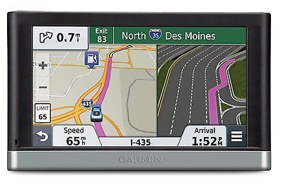 cool Garmin nuvi 55LM GPS with map of Israel US 201620 Lifetime