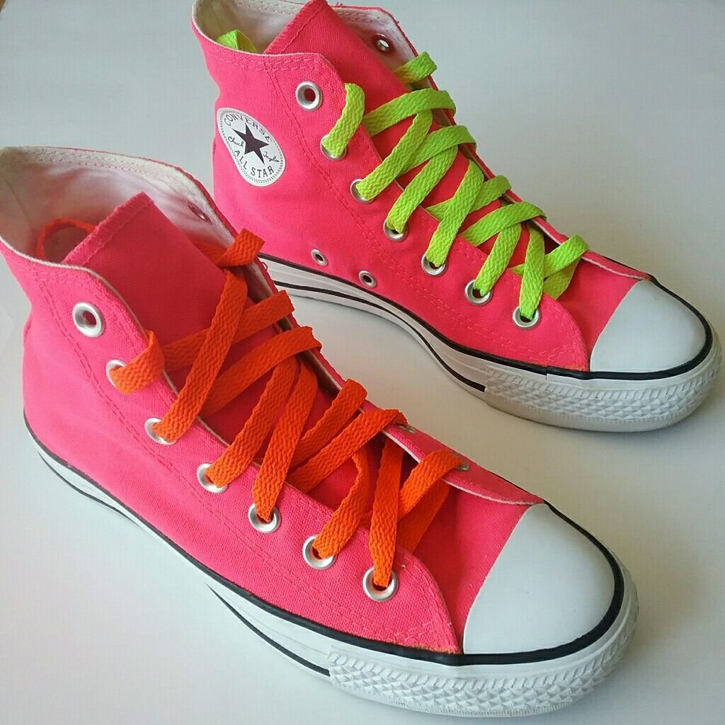 All Star High Tops Shoes Sneakers Style