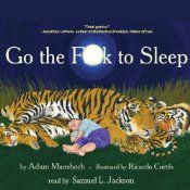 my kind of bed time story