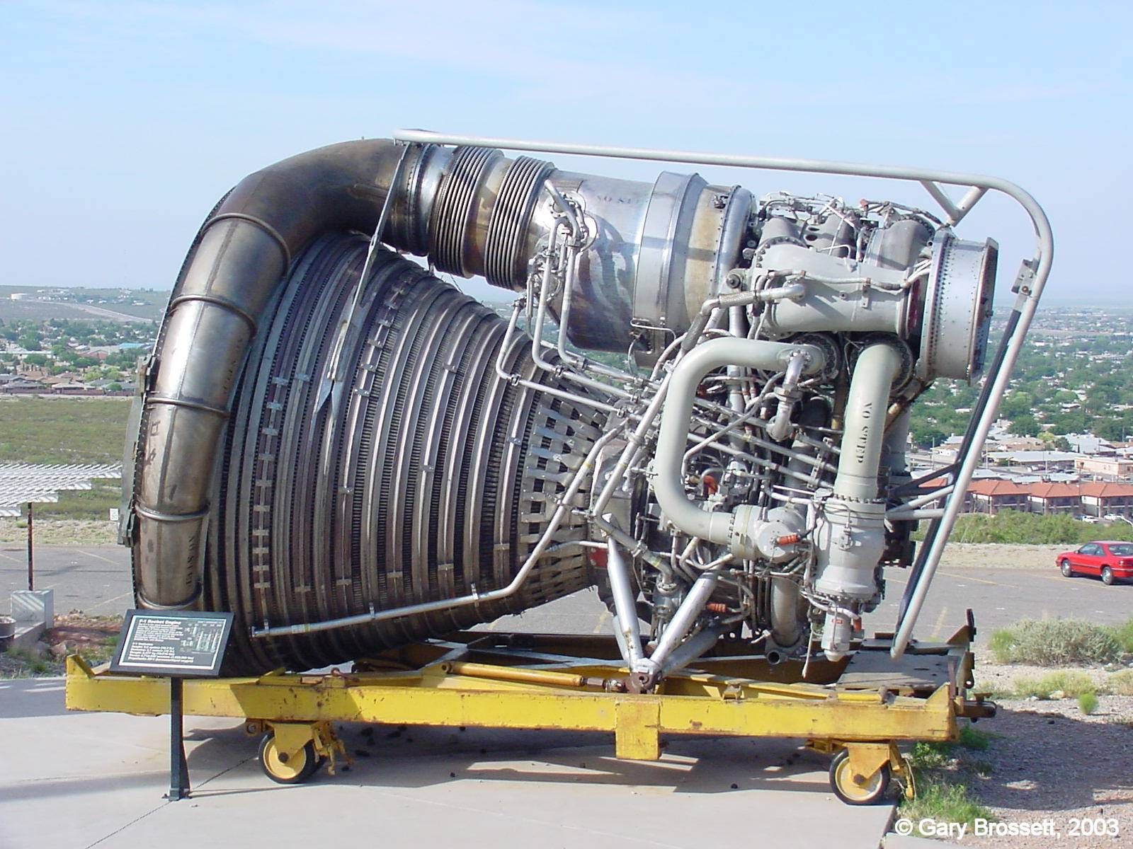largest rocket engine - HD1600×1200