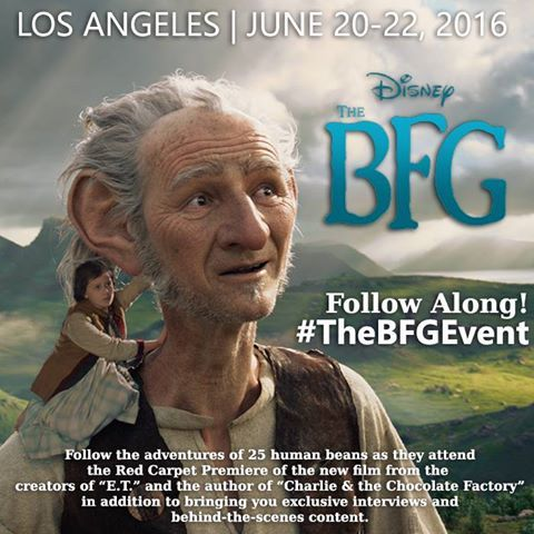 Mom Does Reviews, It's Free at Last, Jenn Unplugged and Life with Heidi have all joined together to bring you this great prize pack! WHY? They are all going to The BFG Movie Premier in LA next weekend!! We didn't want you to miss out on...