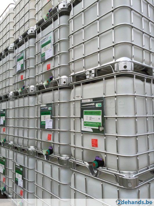 52 Stuks Ibc Containers Regentonnen Watertank 1000 Liter Te Koop Regentonnen Bouw Bouwmaterialen