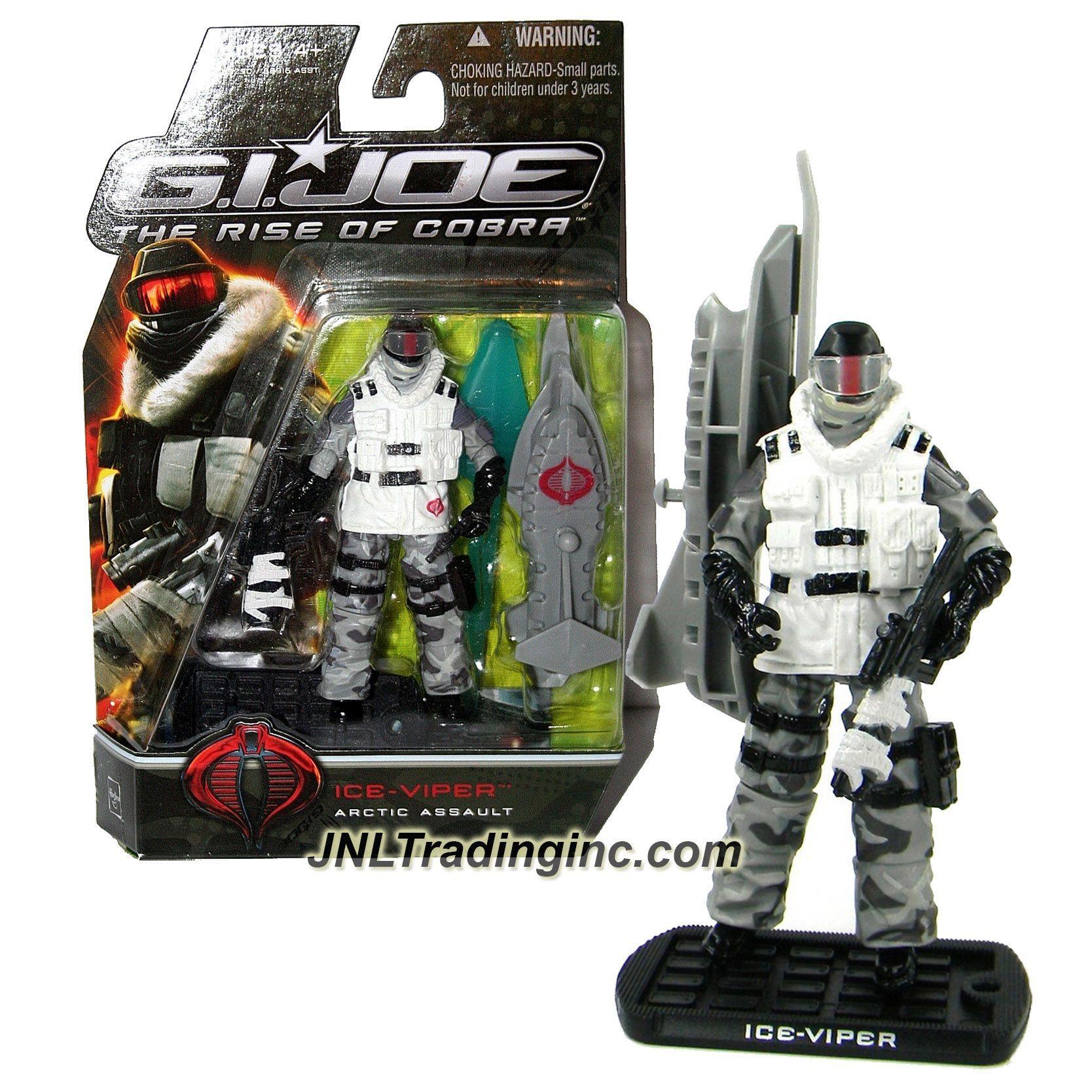 Action Force//GI Joe Rise Of Cobra Ice Viper
