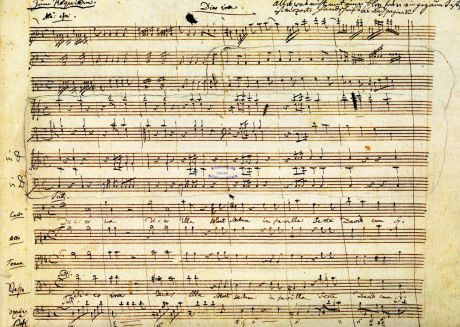 Mozart Is Music Music Music Composers Sheet Music
