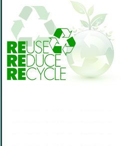 http://www.arizonasanitation.com/recycle.htm Arizona Sanitation offers Recycling Services in Phoenix, AZ. Our Recycling Center Recycles Copper, Non-Ferrous Metals, Brass, and Aluminum. We are a bulk scrap metal Recycling Facility that accepts Electronic Waste, commonly referred to as E-Waste.