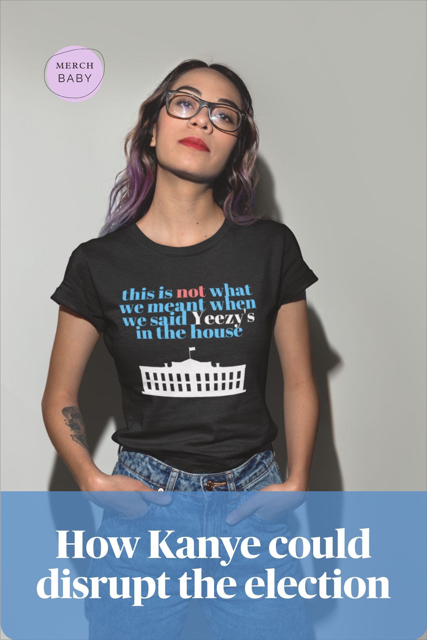 Funny Kanye West Shirt Kanye For Present Shirt Yeezy Shirt Etsy In 2020 Kanye West Shirt Yeezy Shirt Kanye West Funny