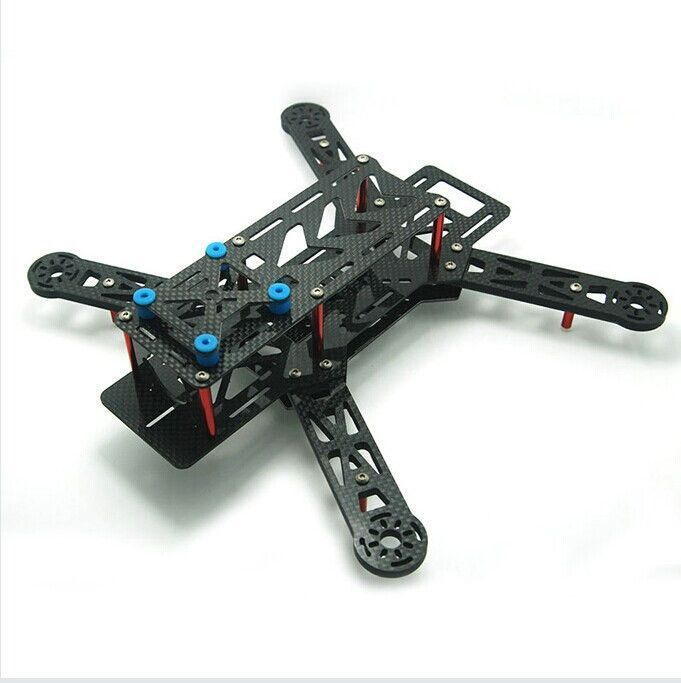 nighthawk 250 pro racing quadcopter frame unassembled | Drone DIY ...