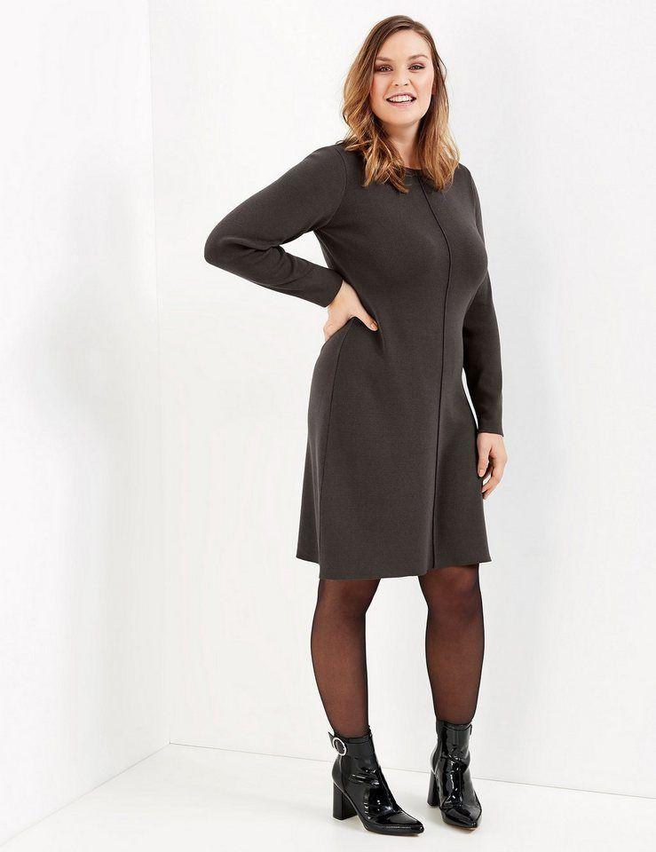 f01d38f583dd99 Samoon Kleid Strick »Strickkleid« für 79,99€. Beste  Materialzusammensetzung, Feminine
