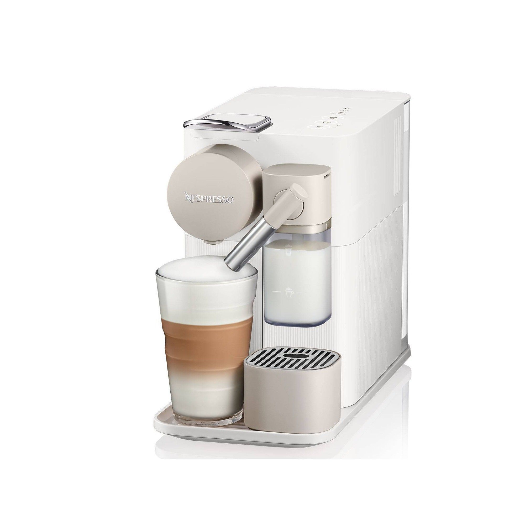 Nespresso Lattissima ONE Silky White Nespresso