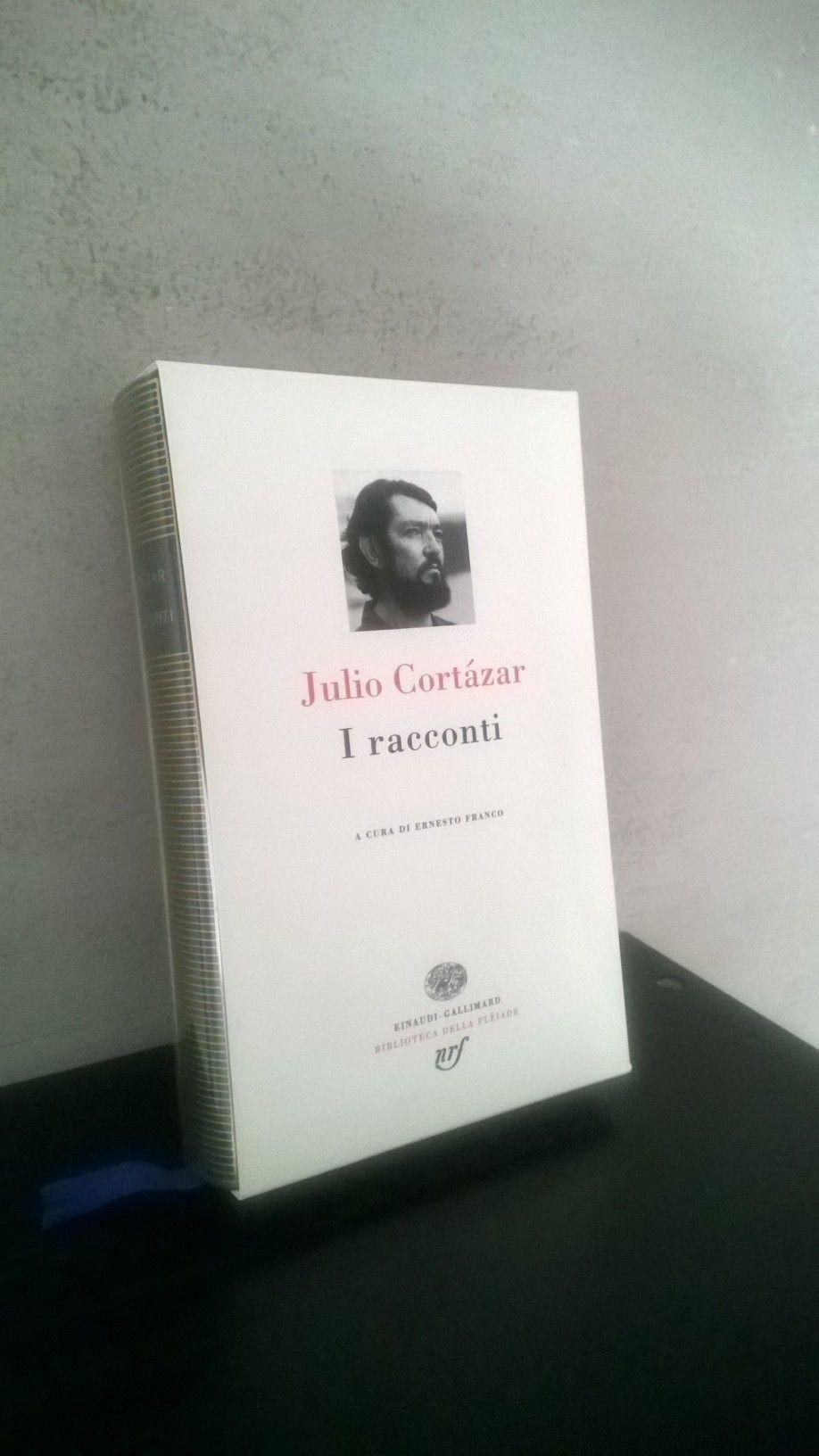 """""""I racconti"""" Julio Cortazar, prima e unica edizione nella Biblioteca della Pleiade, Einaudi, 1994"""