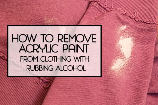 5 Liquids That Can Remove Dried Acrylic Paint From Surfaces Acrylic Painting Remove Acrylic Paint Cleaning Paint Brushes