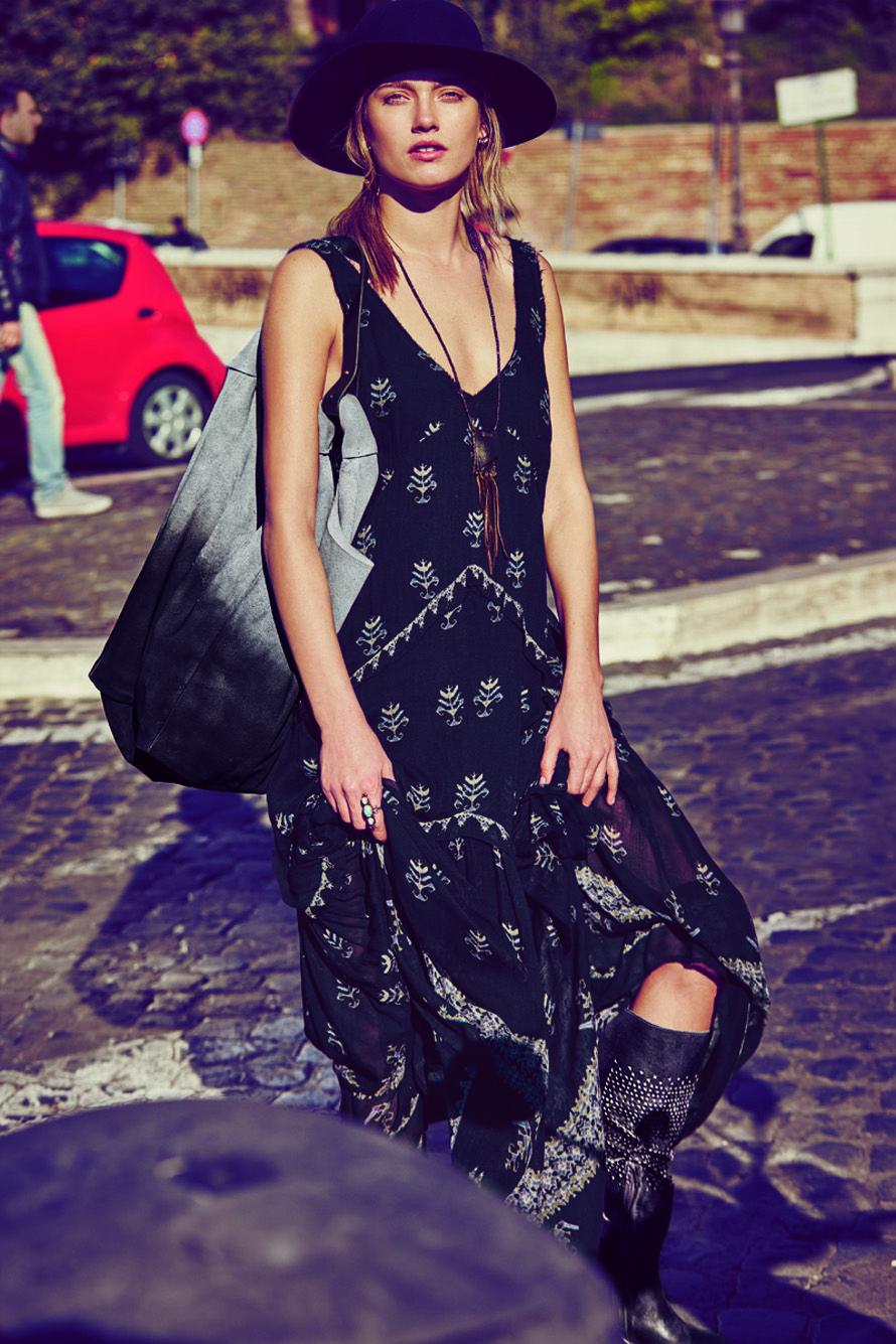 Free People Spring 2015 Bohemian Fashions forecast