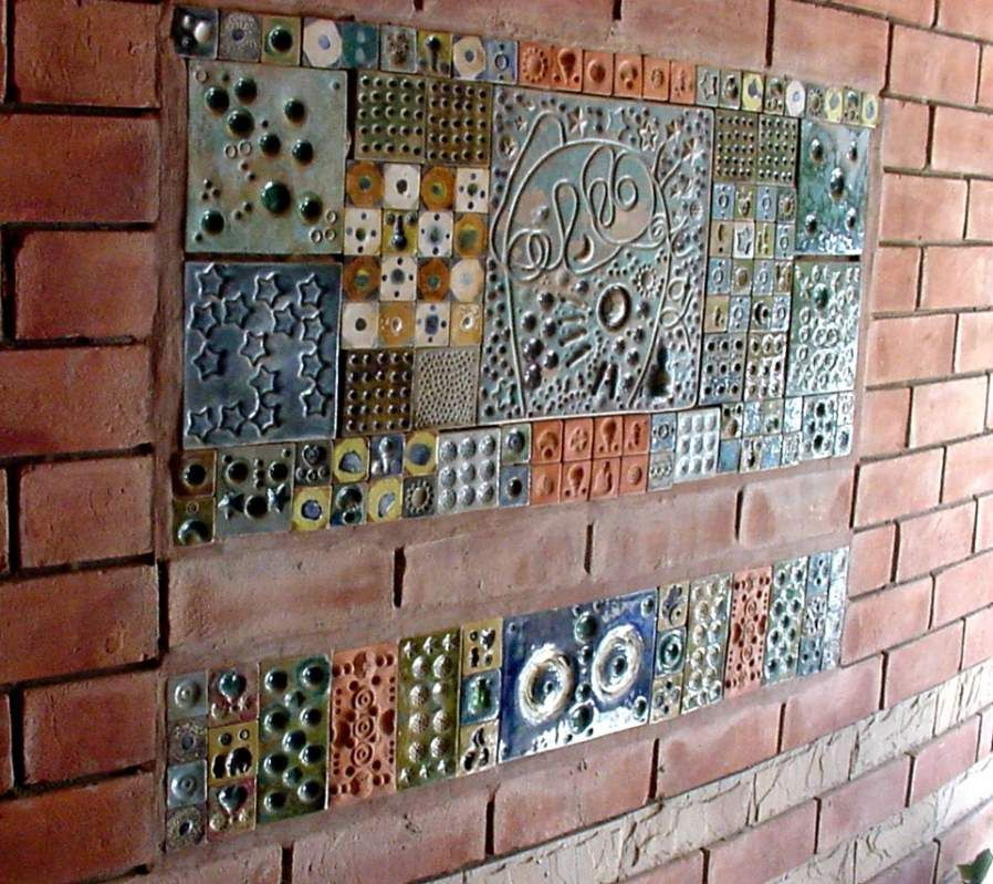 Handmade Ceramic Tiles Inspiration 13449 | Ceramic | Pinterest ...