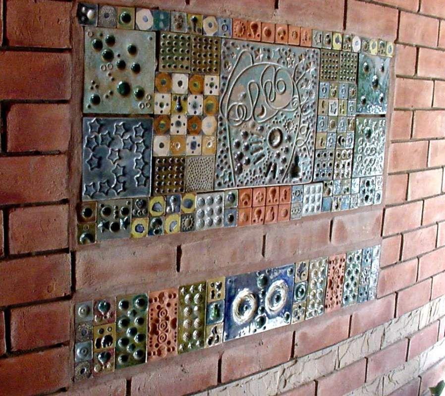 Ceramic Tiles Handmade