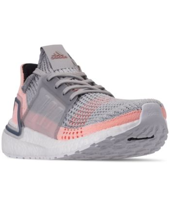 adidas Men's UltraBOOST 19 Running Sneakers from Finish