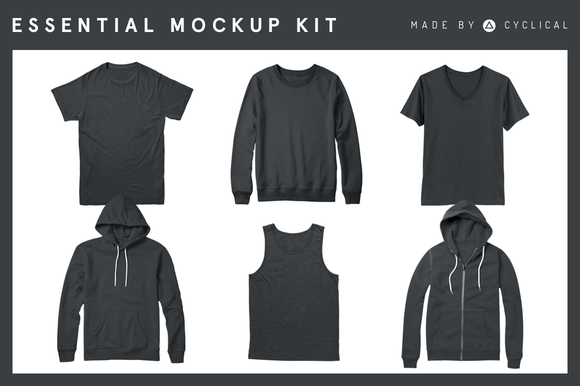 check out essential mockup kit by the mock shop on creative market