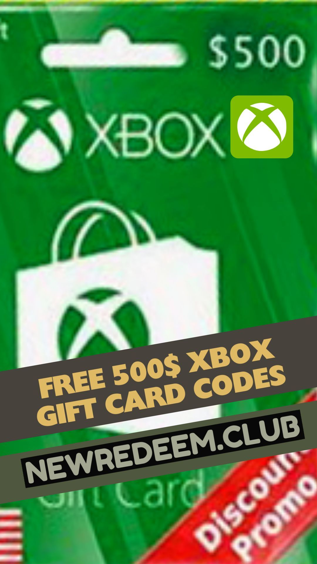 Get a 500 xbox gift card free in 2020 xbox gift card