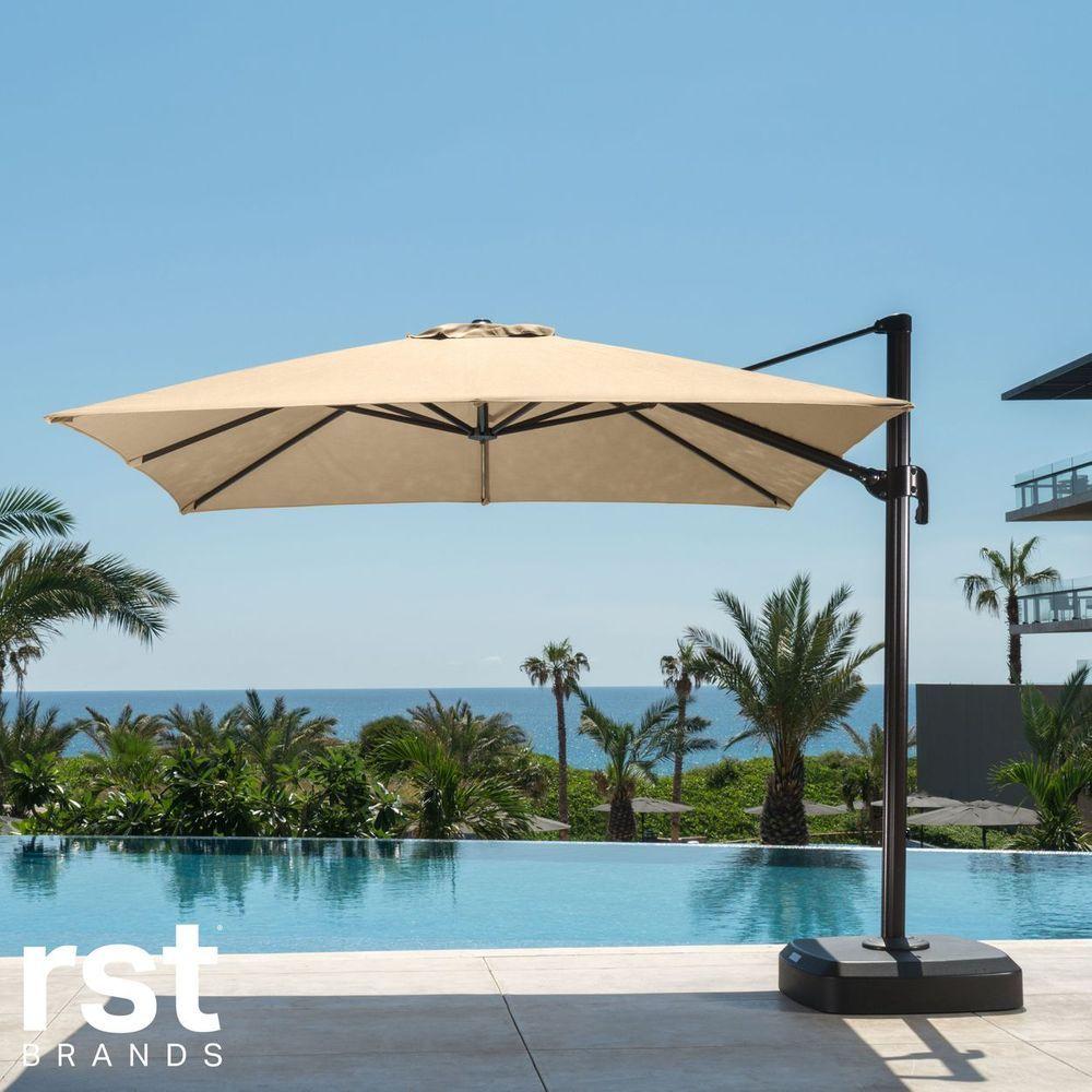 999 Costco 10ft Resort Umbrella Patio Umbrellas Patio Outdoor