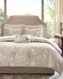 Nine Piece Complete Bed Set, Main View