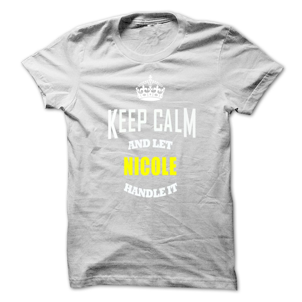#Sportstshirts... Cool T-shirts  Worth :$19.00Purchase Now    Low cost Codes   View pictures & photographs of Keep Caml And Let NICOLE Handle It t-shirts & hoodies:In case you do not completely love our design, you possibly can SEARCH your favourite one through ....