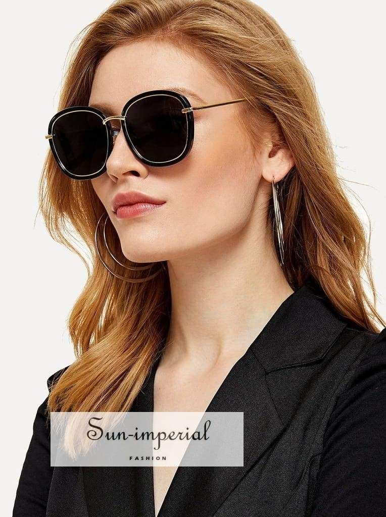 471c960fc4 Double Frame Sunglasses in 2019