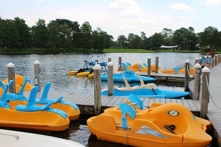 Grand Cypress Water Activities Orlando Florida Hotels Near Disney World