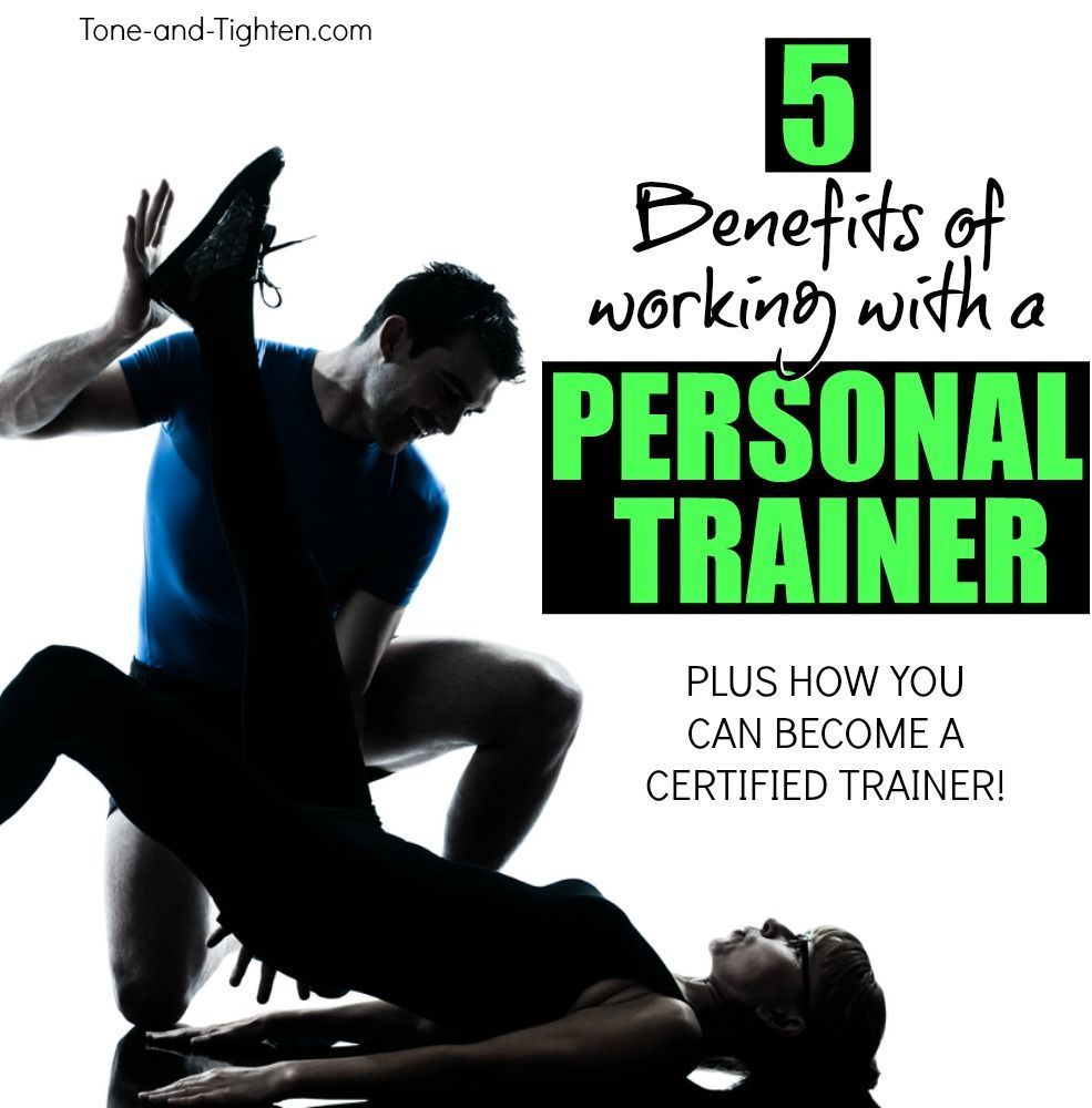 Reasons To Workout With A Personal Trainer PLUS How To Become A
