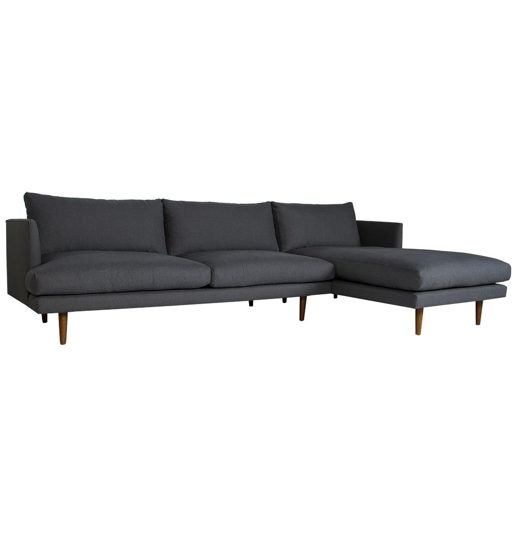 Dahlia 3 Seat Leather Sofa Original Christian Rudolph Christiansen Osvald 3 Seater Sofa With