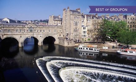 Bath 1 Or 2 Nights For Two With Breakfast And Welcome Drink From