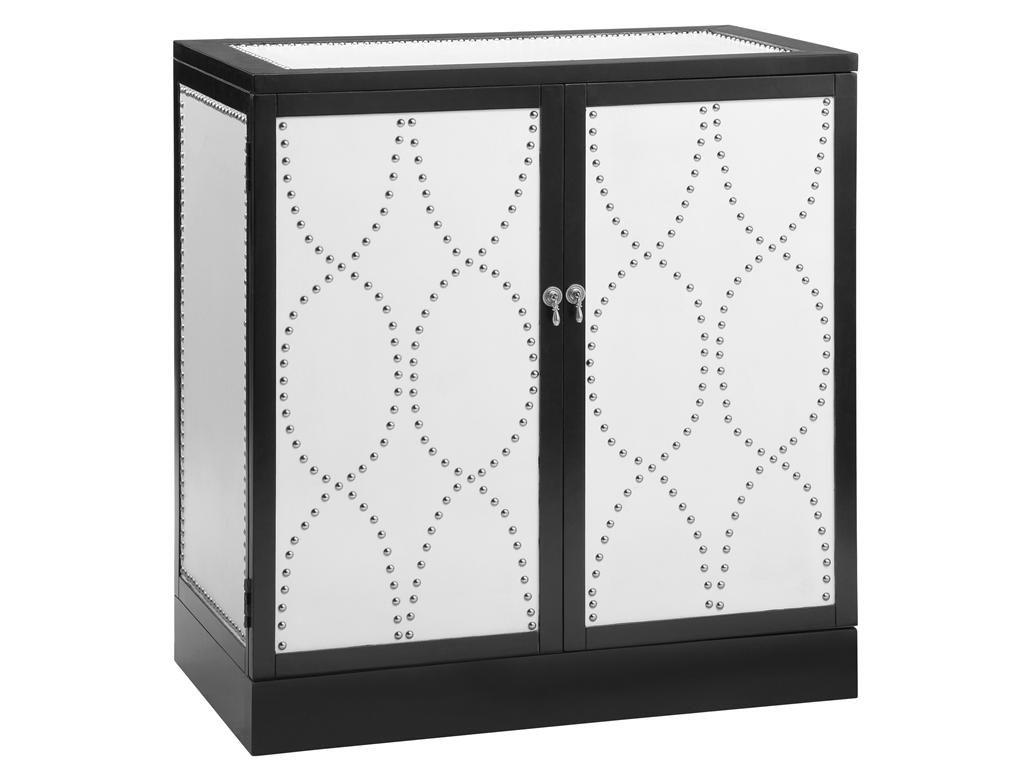 Stein World - Commode à portes noire et blanche - Black and white ...