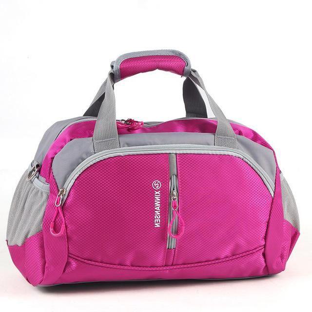 2017 Professional Nylon Waterproof Sports Gym Bag Women Men For The Fitness Training Shoulder Handbags