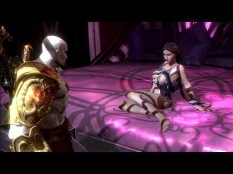 God Of War III - Aphrodite (Elgato game capture HD ...