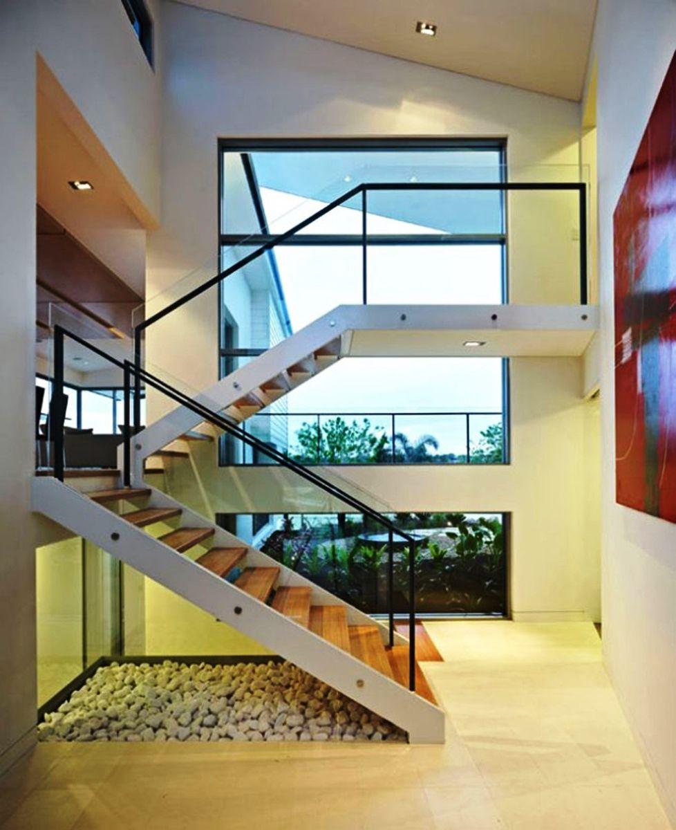 Home interior design staircase minimalist home interior decor ideas  staircase design  pinterest