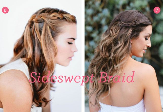 Finishing Touches: 10 Wedding Hair Ideas