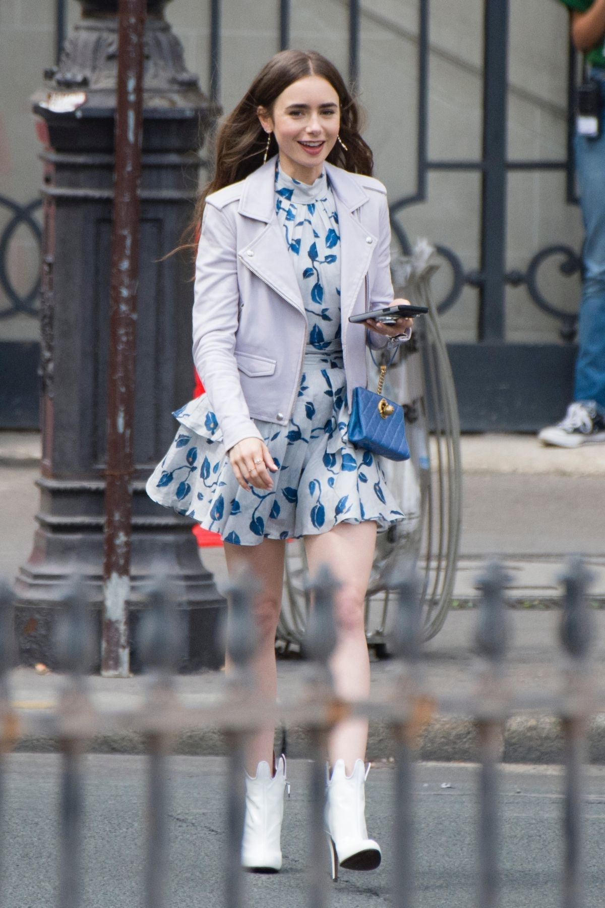 Lily Collins Emily in Paris
