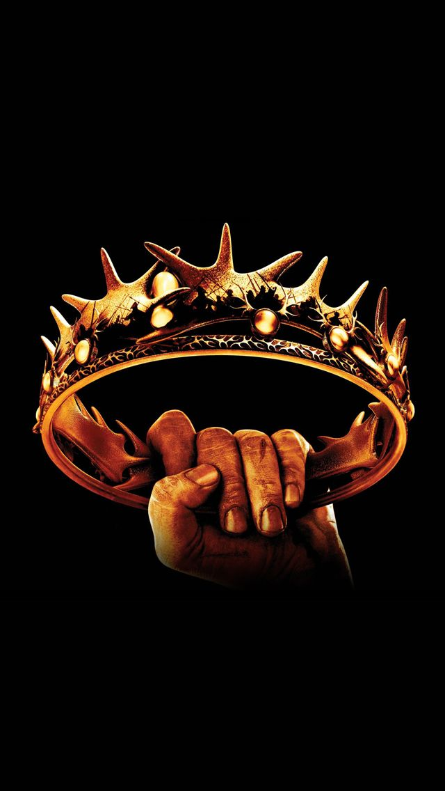 Game of Thrones crown Wallpaper Game of thrones wiki