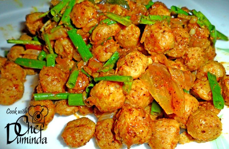 Srilankan recipes sweet and sour soya tempered srilankan food sweet and sour soya tempered sri lankan food recipes forumfinder Gallery