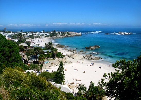 Enjoy the beautiful white sandy shores of Clifton Beach. Prepare for relaxation to find you!!