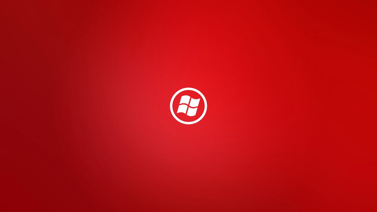 Hd Wallpapers Windows 7 Wallpaper Red Red Windows System Wallpaper Windows Wallpaper