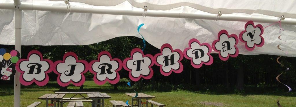 Hello Kitty Birthday Banner Template   Hello Kitty Birthday Banner Template Free