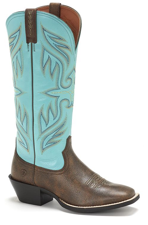 Womens Ariat Round Up | These boots are made for walking ...