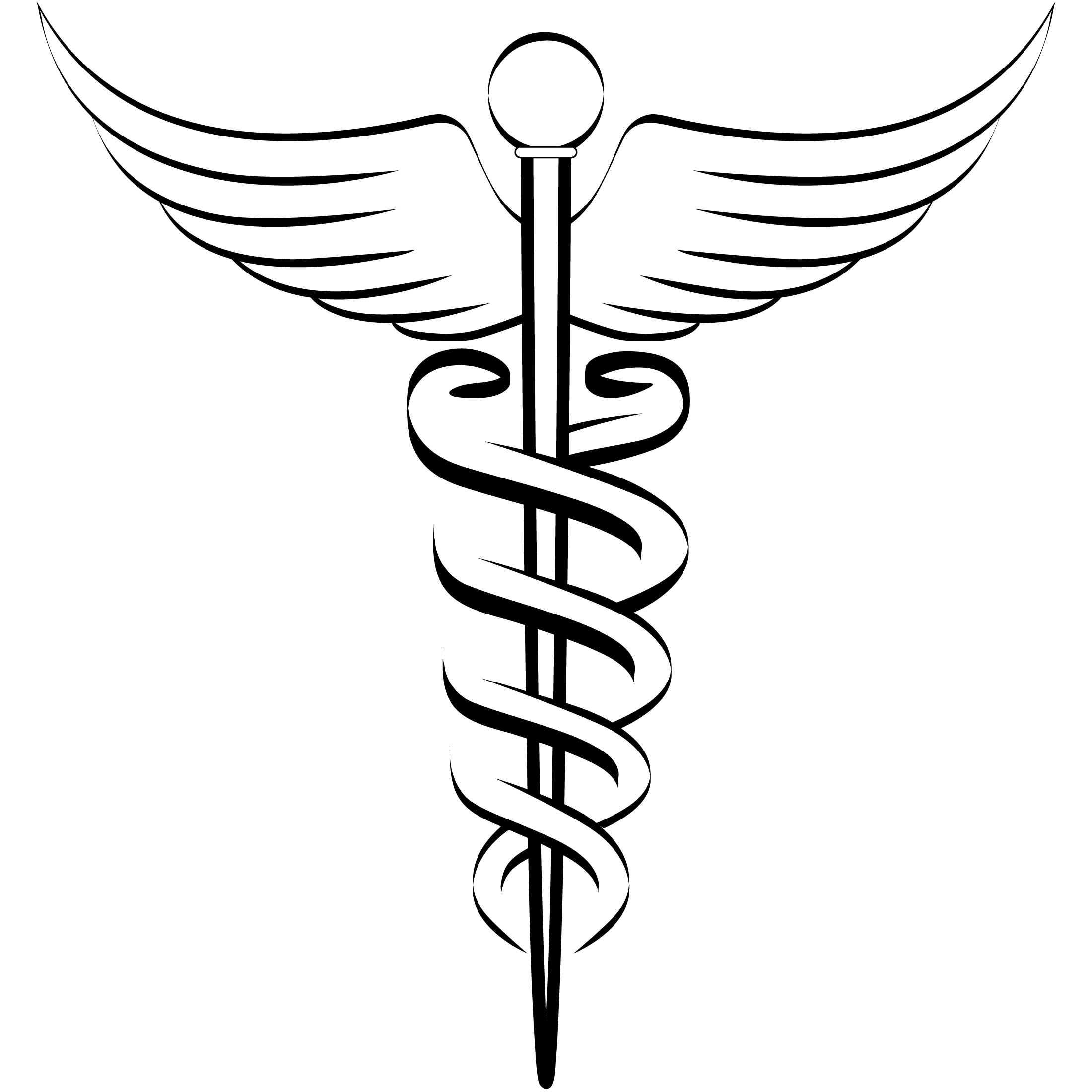 caduceus tattoo pls nurse tattoo pinterest caduceus tattoo rh pinterest com caduceus vs vector division Cadeuces Vector