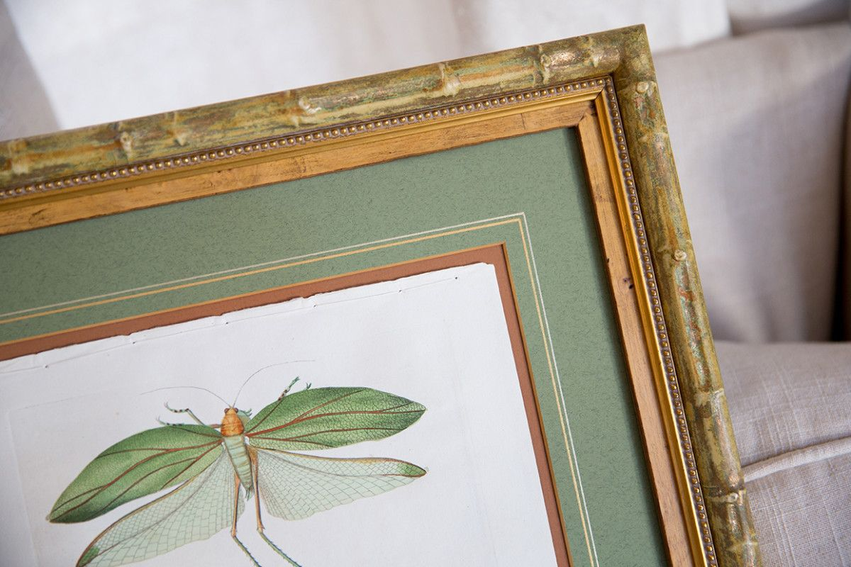 Walden Framer Custom Frame Shop | Custom Framing Projects | Lexington Massachusetts