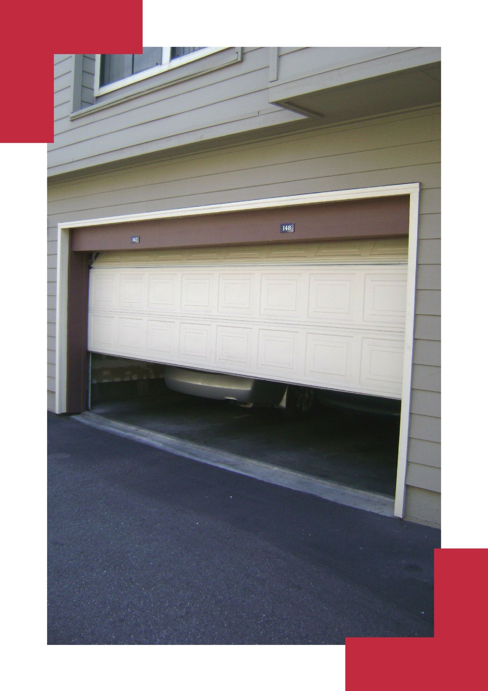 Automatic Garage Doors Are Powerful Quiet And Durable Garage Door Springs Garage Doors Residential Garage Doors