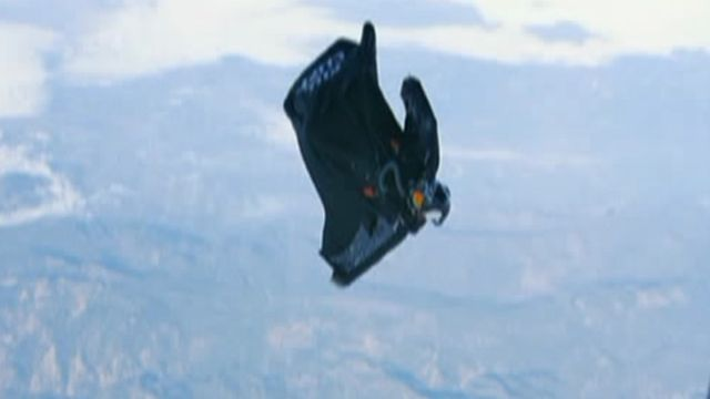 FoxNews.com: Former Navy SEAL Andy Stumpf talks about his 18-mile sky dive to raise money for military families