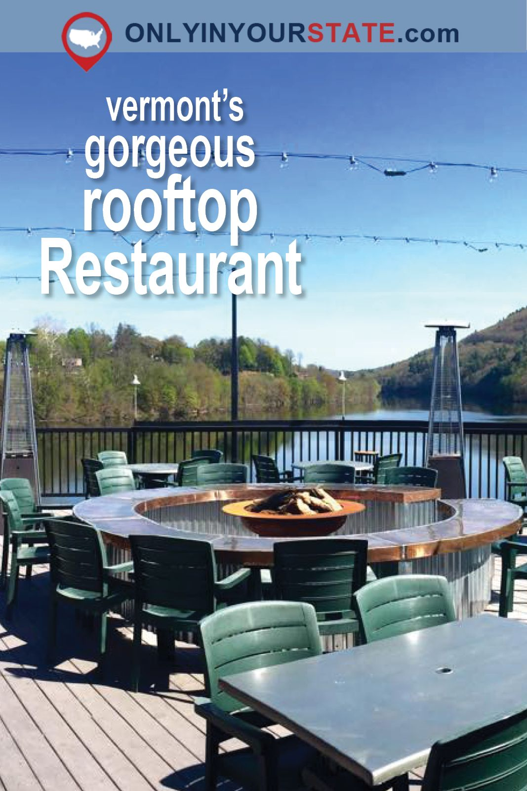 You Ll Love This Rooftop Restaurant In Vermont That S Beyond