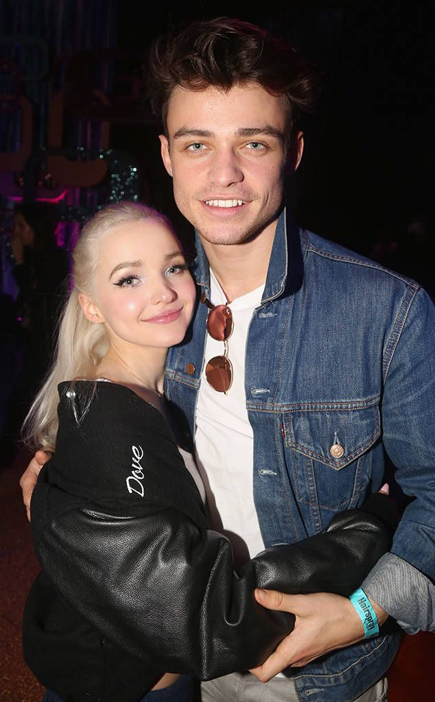 Disney channel stars and who they are dating