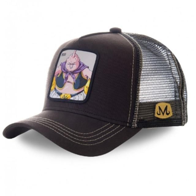Photo of All Branded Anime Dragon Ball Z 62 Style Snapback Baseball Cap – NEW BUU