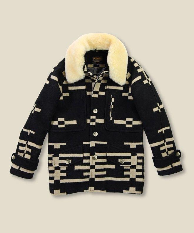 Kinderkind Kids Toddler Girl Shearling Jacket with Hood