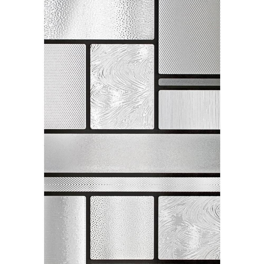 Artscape 36 in. W x 72 in. H Skyline Decorative Window Film ...